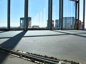 Cement vloer Noord Brabant